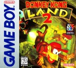 GameBoy - Donkey Kong Land 2 (front)