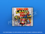 GameBoy - Donkey Kong Land III Label