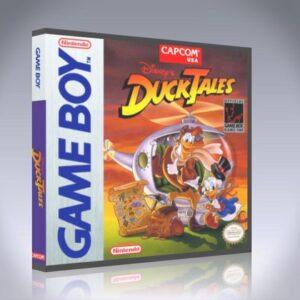 GameBoy - Duck Tales