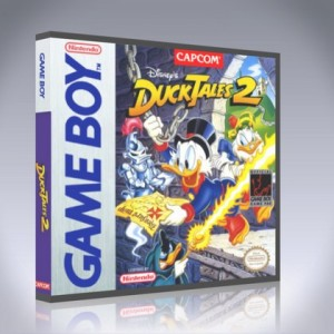 GameBoy - Duck Tales 2