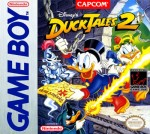 GameBoy - Duck Tales 2 (front)