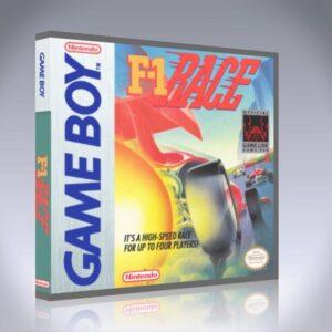 GameBoy - F-1 Race