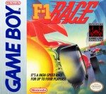 GameBoy - F-1 Race (front)