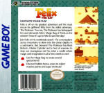 GameBoy - Felix the Cat (back)