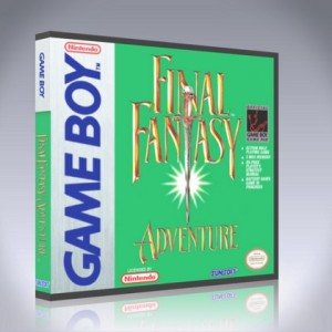 GameBoy - Final Fantasy Adventure