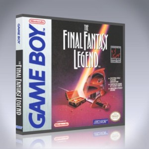 GameBoy - Final Fantasy Legend, The