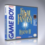 GameBoy - Final Fantasy Legend II