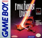 GameBoy - Final Fantasy Legend, The (front)