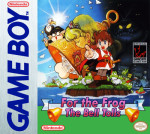 GameBoy - For the Frog the Bell Tolls (front)