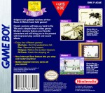 GameBoy - Game & Watch Gallery (back)