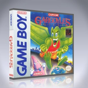 GameBoy - Gargoyle's Quest