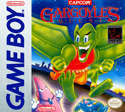 Image result for gargoyle's quest