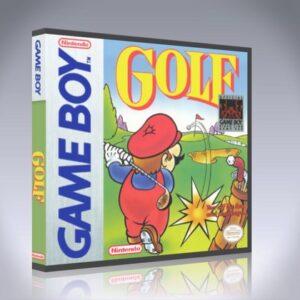 GameBoy - Golf
