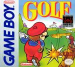 GameBoy - Golf (front)