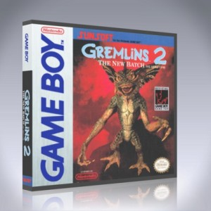 GameBoy - Gremlins 2: The New Batch