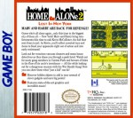 GameBoy - Home Alone 2: Lost in New York (back)