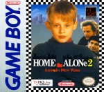 GameBoy - Home Alone 2: Lost in New York (front)