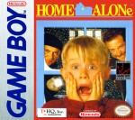 GameBoy - Home Alone (front)