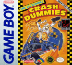 GameBoy - The Incredible Crash Dummies (front)