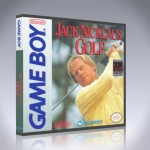 GameBoy - Jack Nicklous Golf