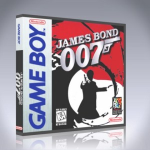 GameBoy - James Bond 007