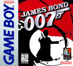 GameBoy - James Bond 007 (front)