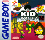 GameBoy - Kid Dracula (front)