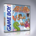 GameBoy -- Kid Icarus of Myths and Monsters