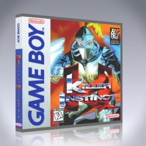 GameBoy - Killer Instinct