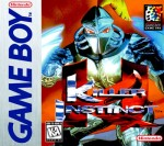 GameBoy - Killer Instinct (front)