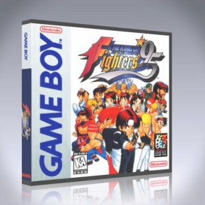 GameBoy - King of Fighters 95, The