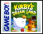 GameBoy - Kirby's Dream Land Poster