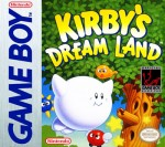GameBoy - Kirby's Dream Land (front)