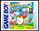 GameBoy - Kirby's Dream Land 2 Poster