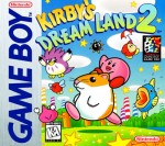 GameBoy - Kirby's Dream Land 2 (front)
