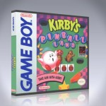 GameBoy - Kirby's Pinball Land