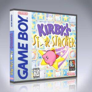 GameBoy - Kirby's Star Stacker