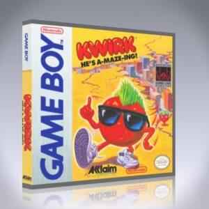 GameBoy - Kwirk