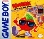GameBoy - Kwirk (front)
