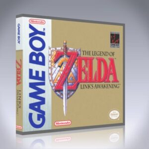 GameBoy - Legend of Zelda: Link's Awakening