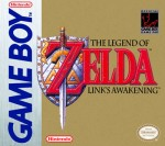 GameBoy - Legend of Zelda: Link's Awakening (front)