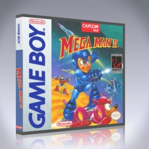 GameBoy - Mega Man II