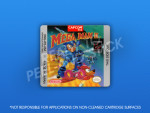 GameBoy - Mega Man II Label