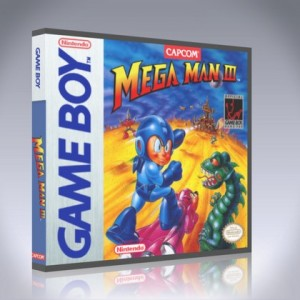 GameBoy - Mega Man III