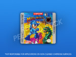 GameBoy - Mega Man III Label