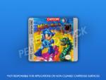 GameBoy - Mega Man III Label