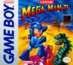 GameBoy - Mega Man III (front)