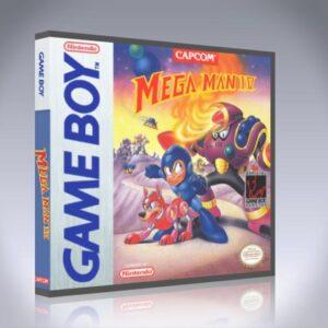 GameBoy - Mega Man IV