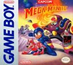 GameBoy - Mega Man IV (front)
