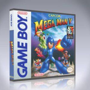 GameBoy - Mega Man V